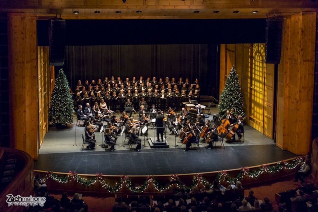The Boulder Philharmonic will kick of their Winter Holiday Series at the Vilar Performing Arts Center on Saturday.