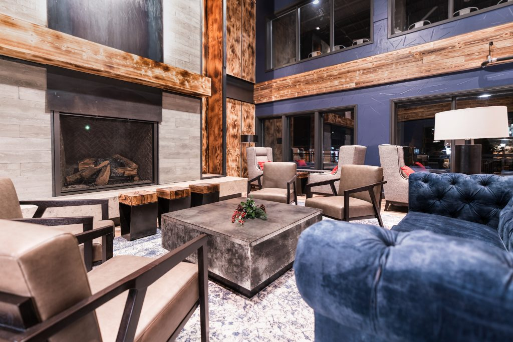 The first Gravity Haus, in Breckenridge, is outperforming early expectations. A Vail location will open later this year at the former Vail Mountain Lodge & Spa.