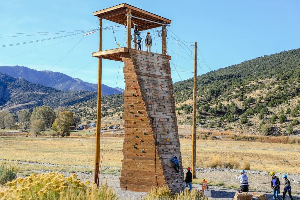 Roundup River Ranch sits on 120 acres in Eagle County off the Colorado River Road. In the summer, Roundup River Ranch offers a traditional camp experience for children in an 11-state region with serious medical conditions.