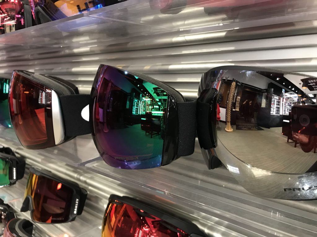 Try out the latest in goggle technology from Oakley Prizm goggles during Oakley Week on Vail Mountain.