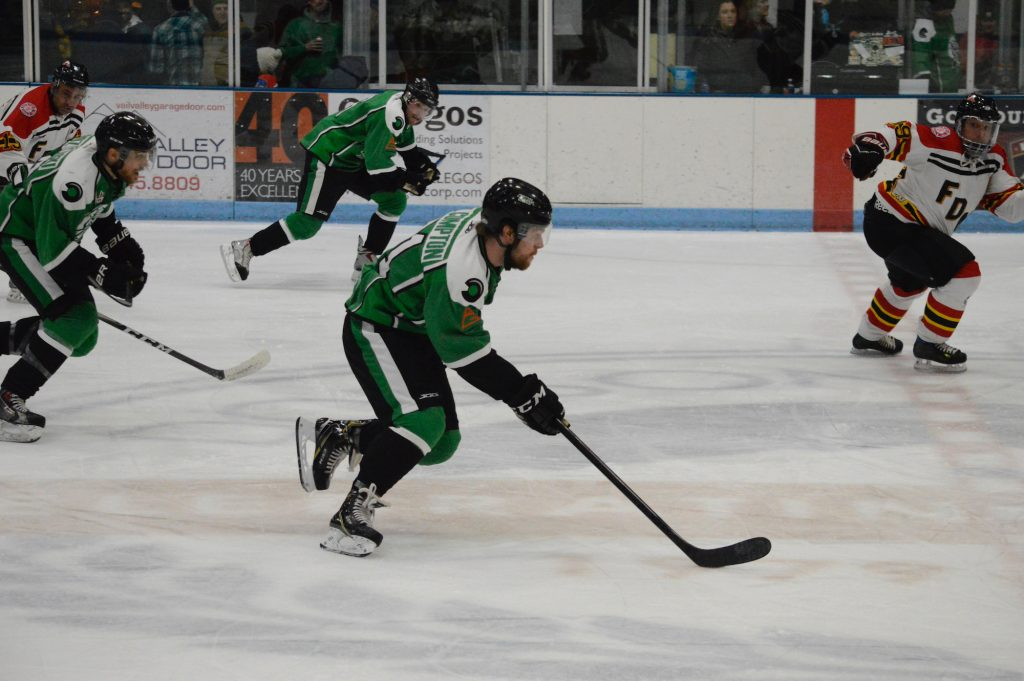 The Vail Yeti hockey team takes on rivals, the Breckenridge Vipers, this weekend. The puck drops at 7:45 p.m. at Dobson Arena in Vail Friday and Saturday. Tickets are $10 for adults and $5 for children.