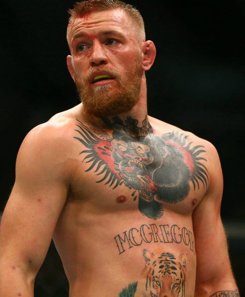After years of asking, Conor McGregor agreed to fight Donald