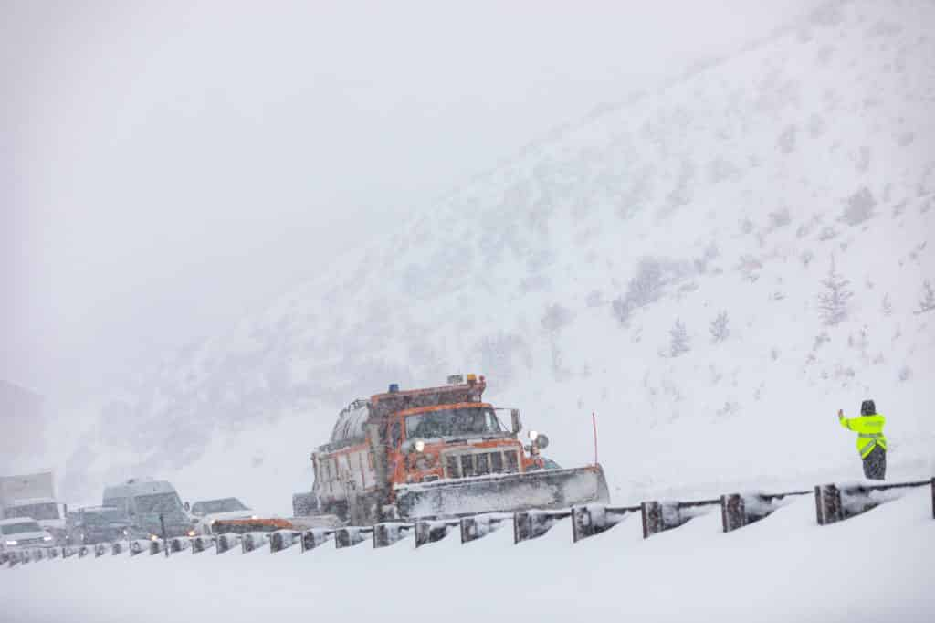 The $60 million awarded to the Colorado Department Transportation makes up a substantial portion of the $140 million total cost for the Vail Pass project.