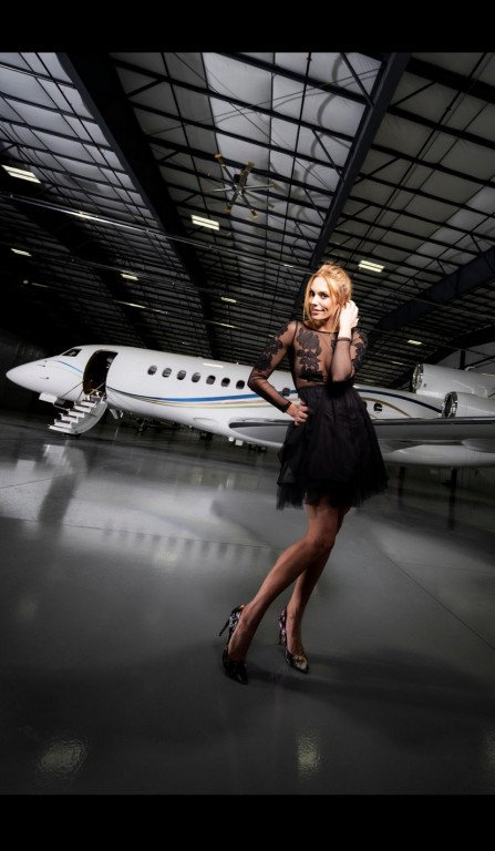 Isabelle Moore is one of 12 graduates from Vail Christian High School's original graduating class. She graduated Embry-Riddle Aeronautical University in two and a half years, became an airline captain at 23 and is now flies corporate jets.