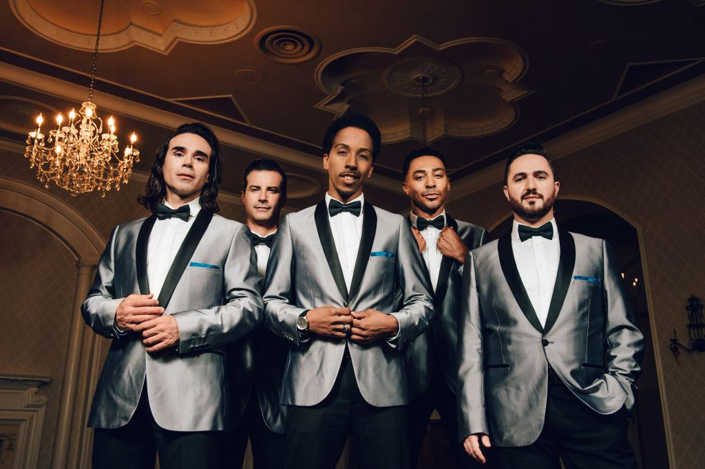 The Doo Wop Project will take listeners down a musical memory lane on Friday night with classic and more contemporary songs in their line-up. The show begins at 7 p.m. at the Vilar Performing Arts Center.