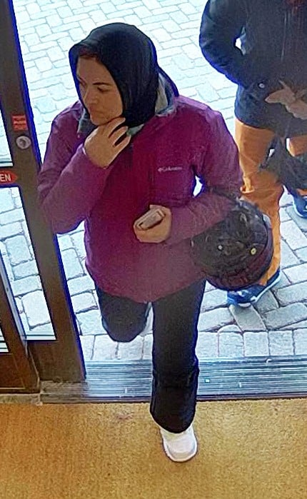 Vail police are searching for this woman for information regarding a theft from the Gorsuch store in Vail Village.