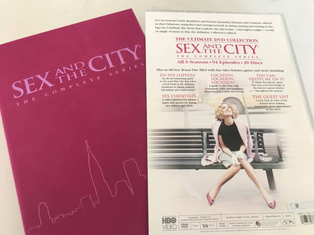 For six seasons audiences got to follow the adventures of Carrie Bradshaw and friends Charlotte, Samanth and Miranda and their views on dating, mating and relating in the Big Apple. The series ran on HBO from June 1998 to February 2004.