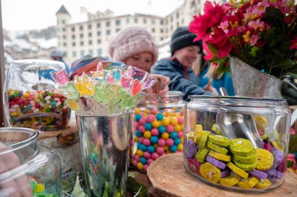 Bring the kids out to Bloom this spring at Beaver Creek. Music, arts and crafts, sweet treats and movies by the ice rink are all a part of this spring celebration.