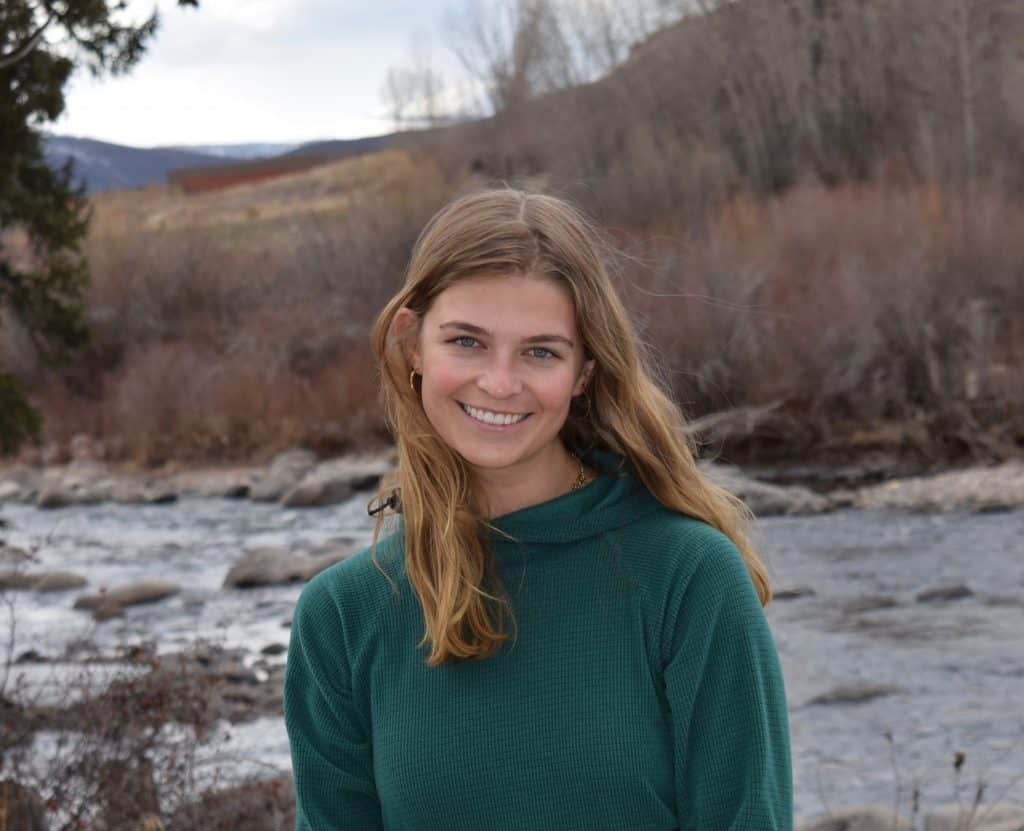 Allison Gish is a senior at Colorado College, wrapping up an English degree.