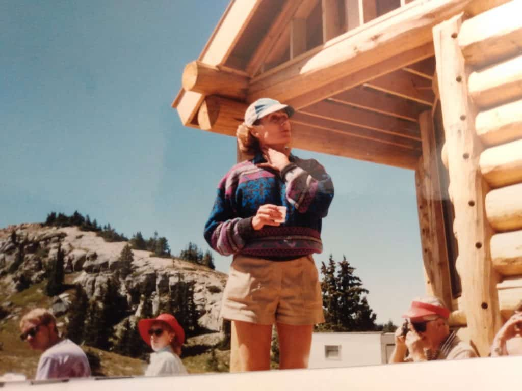 Lorraine Higbie was instrumental in helping create the 10th Mountain Hut system. The Vail pioneer died earlier this month.