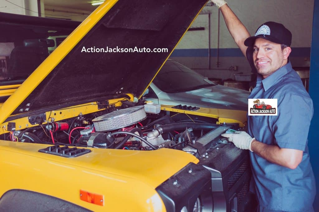 From oil changes to new tires and brakes, Action Jackson Auto takes care of your auto worries.