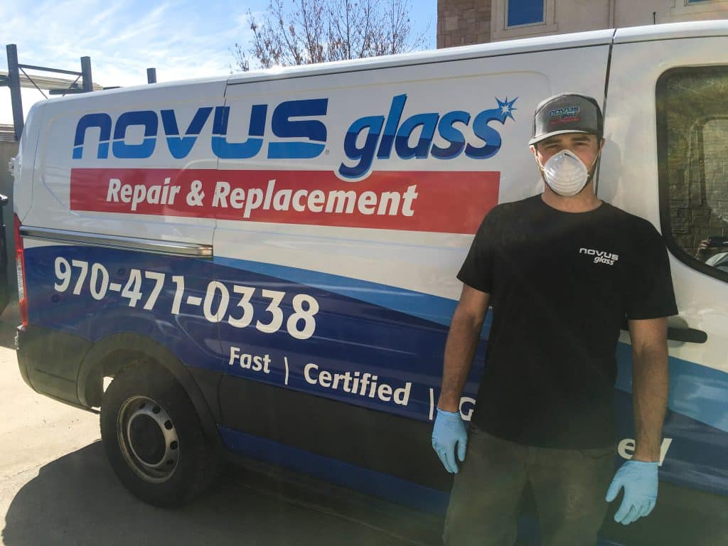Take care of your windshield needs by utilizing Novus Auto Glass' mobile service or in-shop service at their new location in Eagle.