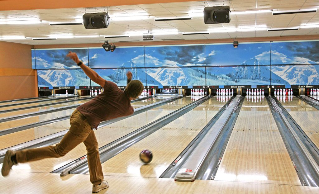 To maintain social distancing no more than five bowlers will be allowed on a lane, and no more than 10 bowlers every four lanes at the Back Bowl in Eagle.