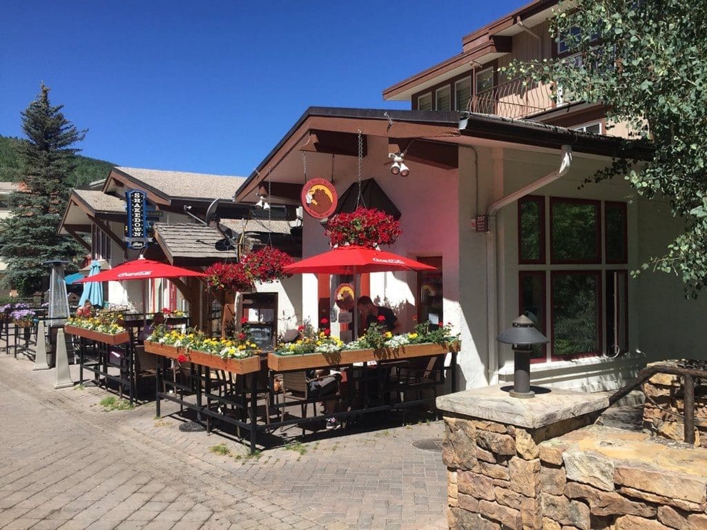 More than a dozen Vail establishments have applied to expand their outdoor seating areas.