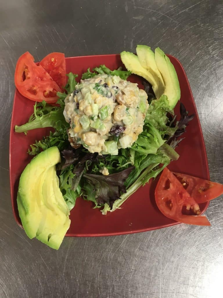 Big Bear Bistro is offering a free aluminum water bottle with every order of four breakfasts, sandwiches or salads.
