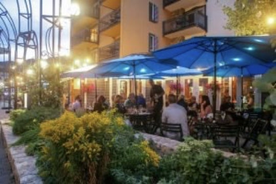 Montauk Seafood Grill will have the deck open with proper social distancing in place. Montauk will also be opening the dining room and will be serving closer to 30% of capacity versus the allowed 50% of capacity.