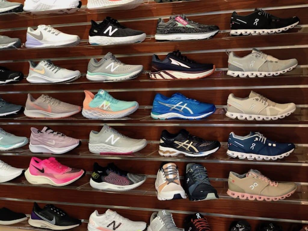 Shop online and enjoy valley-wide free delivery or stop in the Peak Performance Footwear store in Edwards.