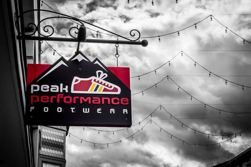 Peak Performance Footwear only stocks footwear and accessories that are dedicated to complying with the ever changing technology of efficiency and comfort.