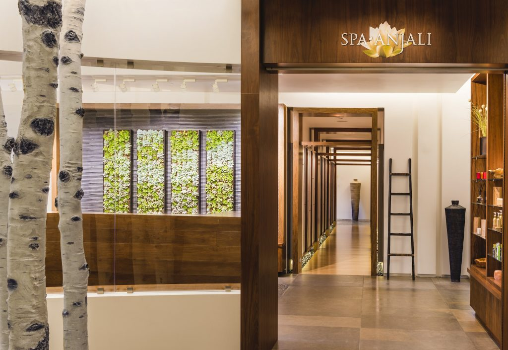 At Spa Anjali, buy a $125 gift certificate for just $100 or a $200 gift certificate for $175.