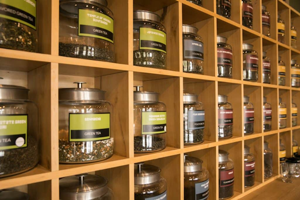 Vail Mountain Coffee & Tea has 65 whole-leaf teas and 35 coffees that can be delivered to your doorstep.