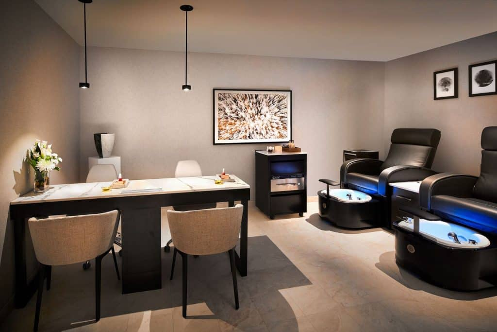 The Well & Being Spa at Vail Marriott Mountain Resort will be taking an enhanced approached to safety and wellness to ensure every employee and guest feels safe.