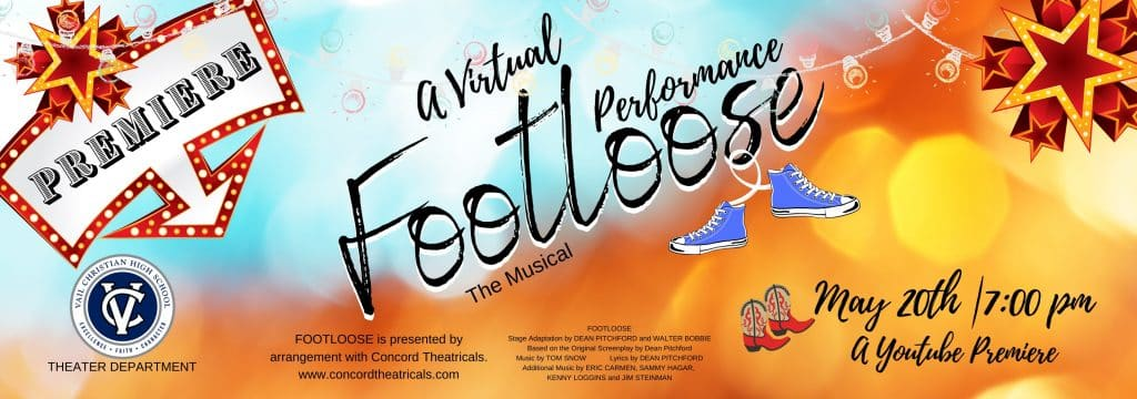 """Over two dozen Vail Christian High School students participated in the theater department's production of """"Footloose the Musical."""""""