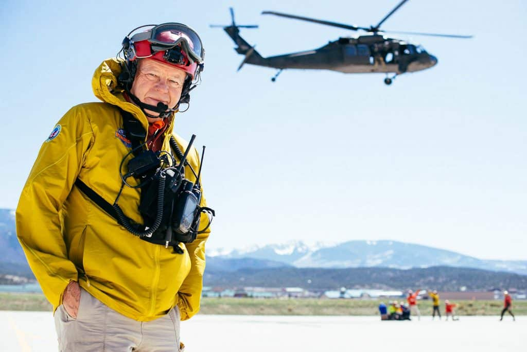 Dan Smith has helped coordinate hundreds of rescue missions over his 18 years with Vail Mountain Rescue. He retired last week.