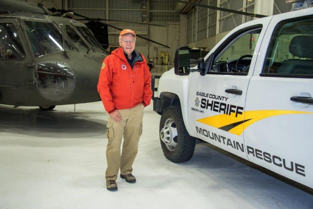 Dan Smith is calling it a career after 18 years with Vail Mountain Rescue.