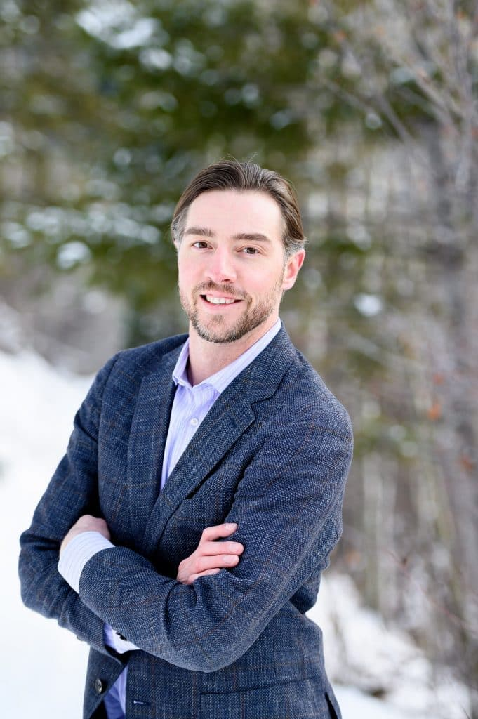 Braden Angel is a former deputy district attorney running against Heidi McCollum for district attorney in Colorado's 5fth Judicial District.