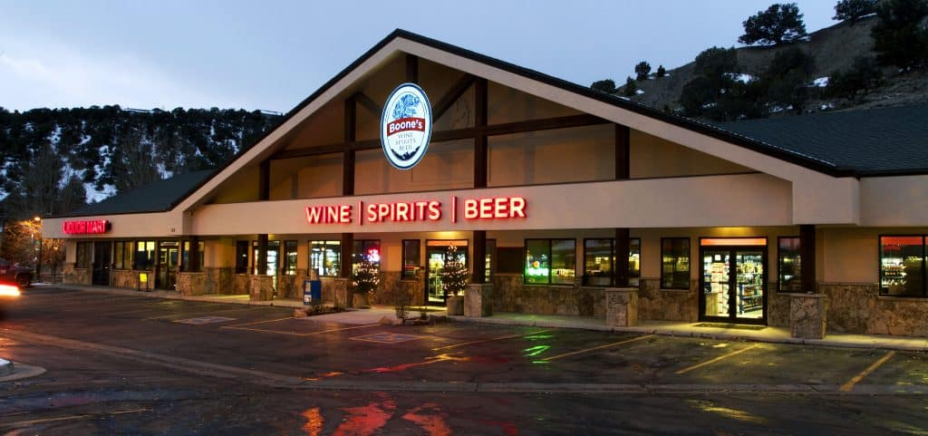 Boone's Wine and Spirits in Eagle is open for delivery, curbside pickup or shopping inside the store.