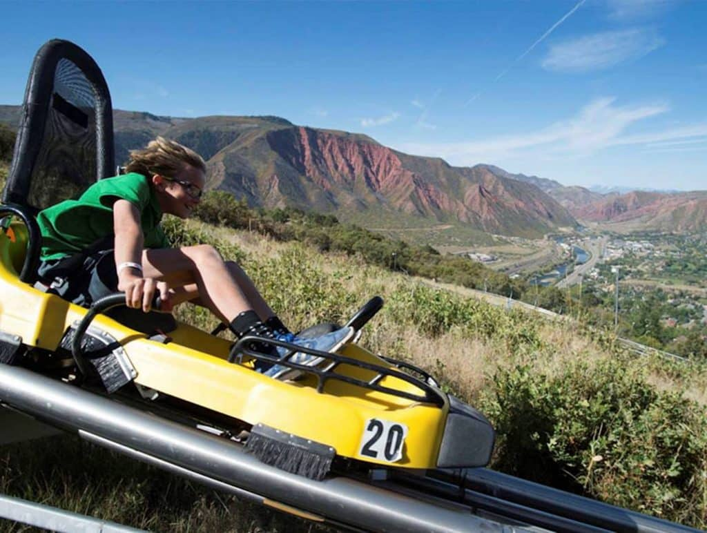 Choose from one-of-a-kind thrill rides and an array of family-friendly attractions at Glenwood Caverns Adventure Park in Glenwood Springs. Both of our walking cave tours are available and our restaurant and viewing decks are open.