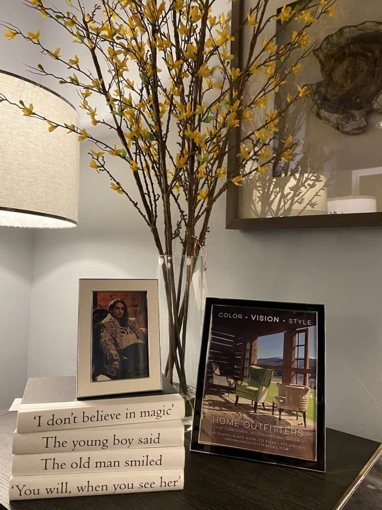 Keep up with the latest trends and update your existing decor by visiting Home Outfitters in Avon.