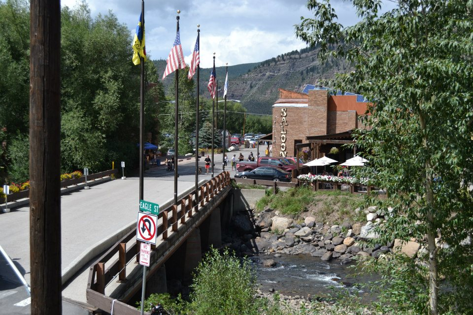 The Minturn Saloon is known as one of the ten most historic and iconic restaurants in Colorado.