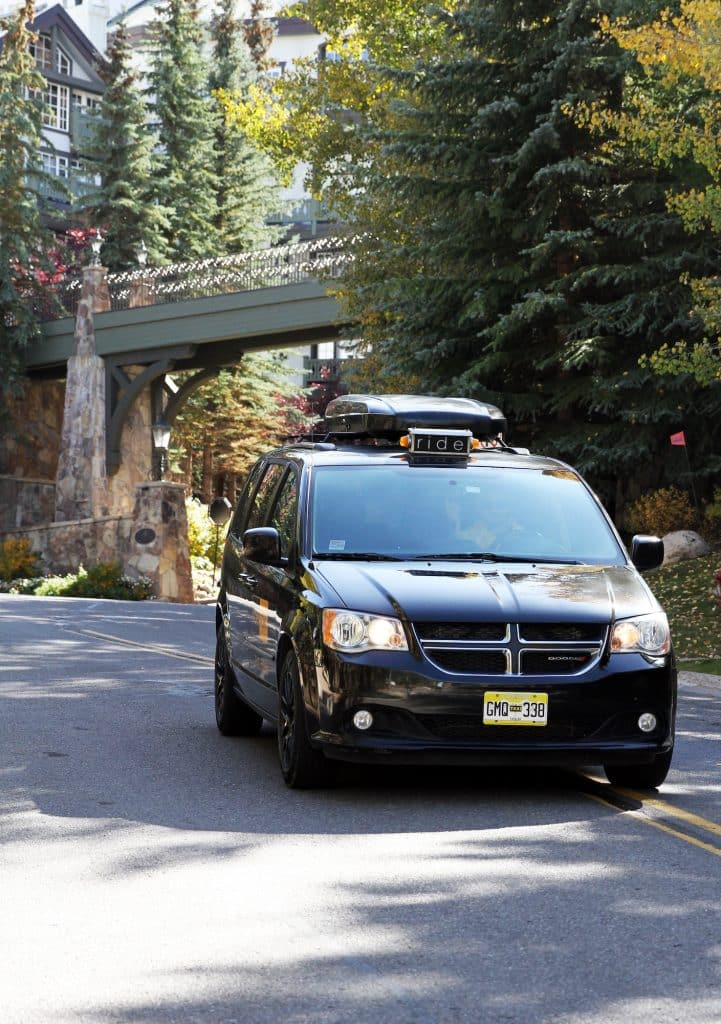 Ride Taxi is committed to providing safe, reliable transportation with the best customer service possible to the Vail Valley.