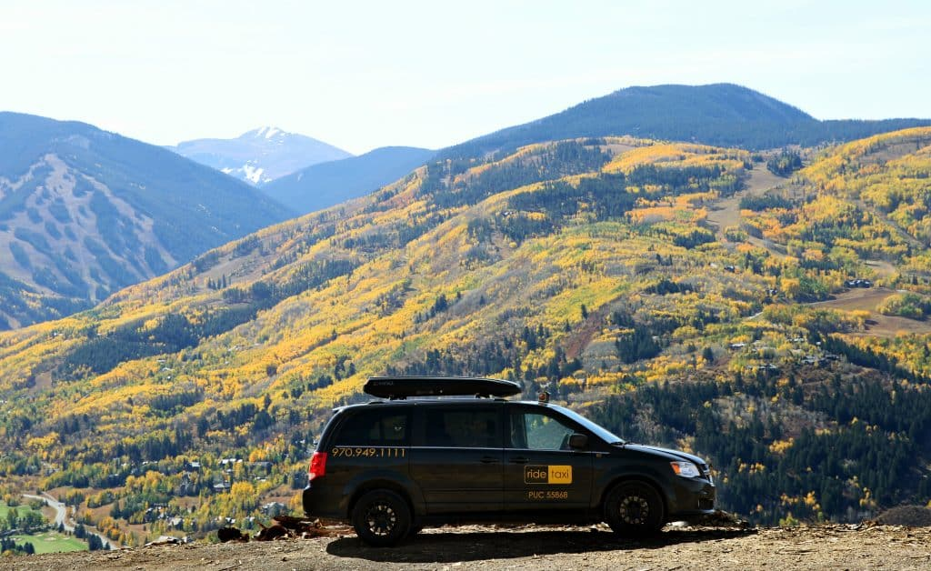 Ride Taxi is striving to win the Vail Daily's