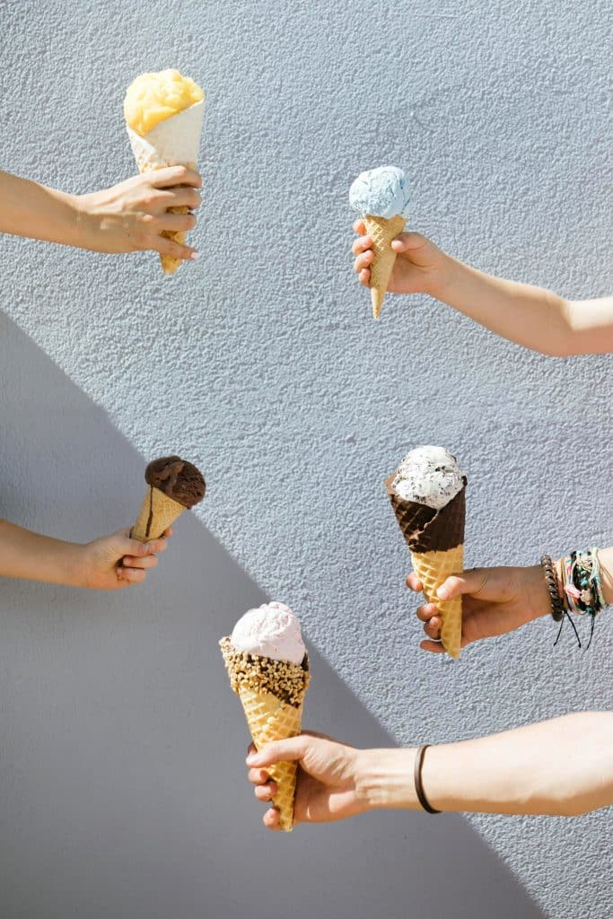 Sundae Artisan Ice Cream's goal is to share joy one scoop at a time.