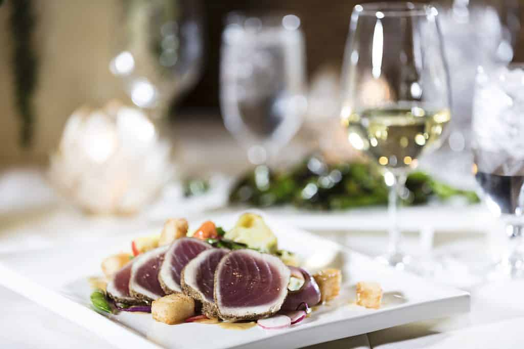 Terra Bistro in Vail Village is happy to be open and the staff is excited to offer quality and creative cuisine and beverages for dine in or takeout.
