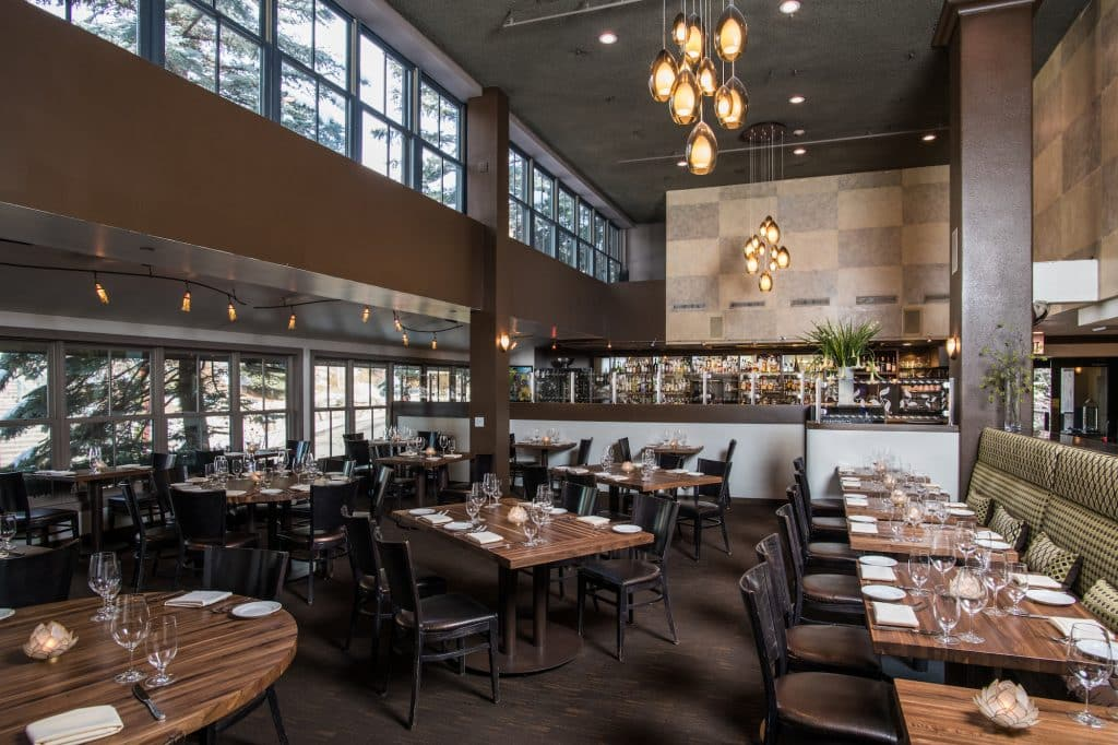 Terra Bistro is offering contactless online ordering and family-style menu selections and dinners you can pre-order up to 72 hours in advance.