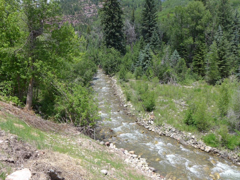 Twenty-seven water rights on Coal Creek, a tributary of the Crystal River, that were associated with the Mid-Continent mine were placed on the 2011 abandonment list. The state engineer has issued a directive granting protection from abandonment to the Western Slope's oldest water rights.