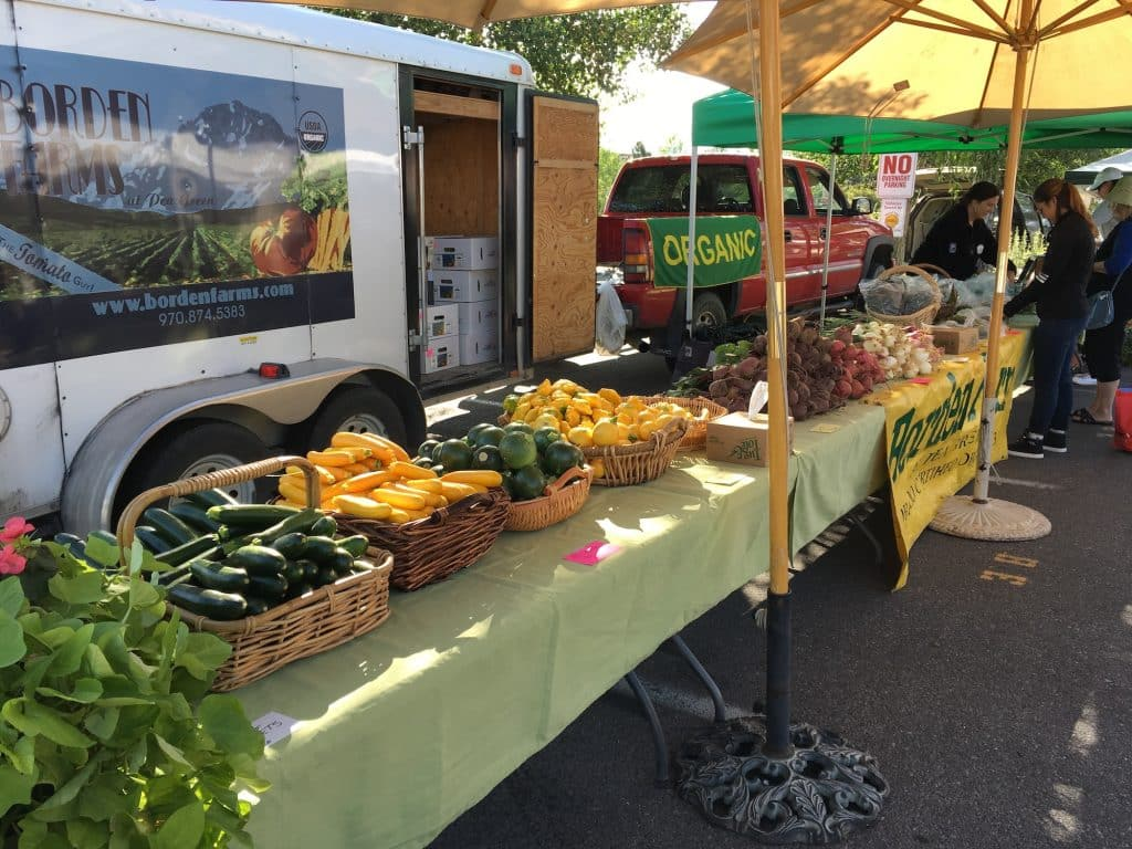 The Edwards Corner Farmers Market returns this summer with 15 vendors every Saturday through Sept. 19 from 9 a.m. to 1 p.m.