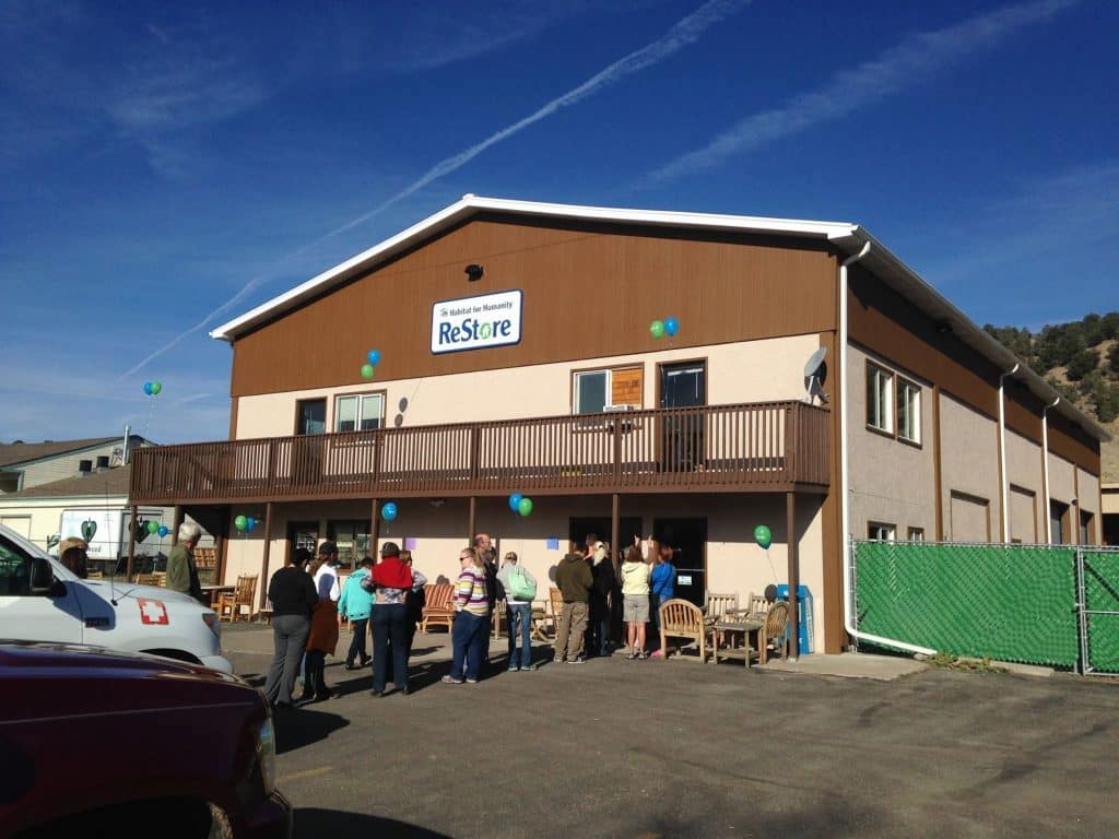 A Vail Daily file photo shows the Habitat ReStore Vail Valley on Chambers Avenue in Eagle in 2014. During the COVID-19 pandemic, the Habitat ReStore Vail Valley added ways to shop conveniently online.