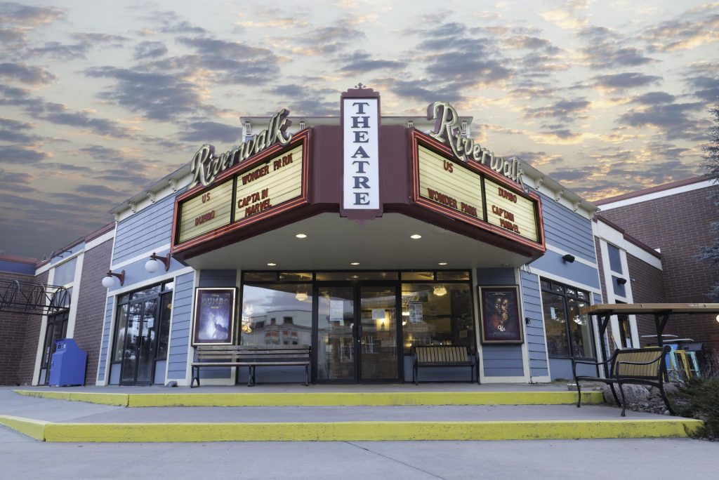 The Riverwalk Theater in Edwards is offering classic movies, private showings, full concessions menu, barbecue and coffee.