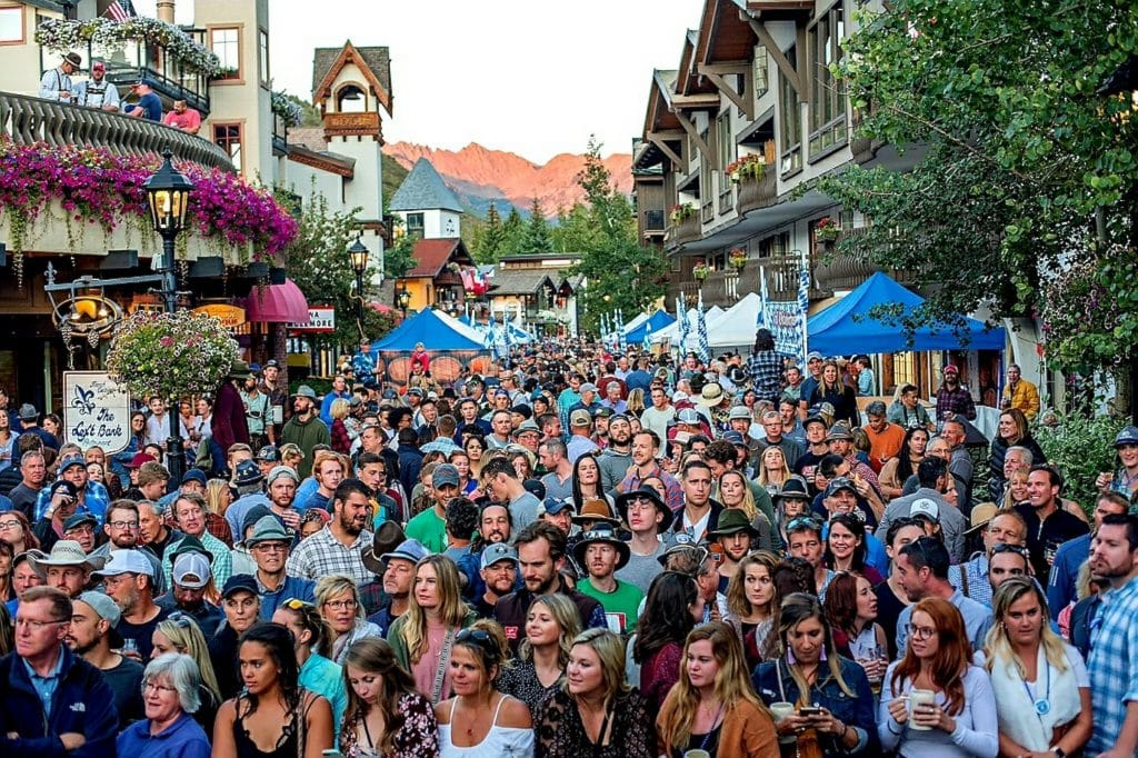 Highline Sports & Entertainment has long produced Vail's Oktoberfest celebrations and other events. The company's event business has evaporated with the COVID-19 pandemic, forcing the company to