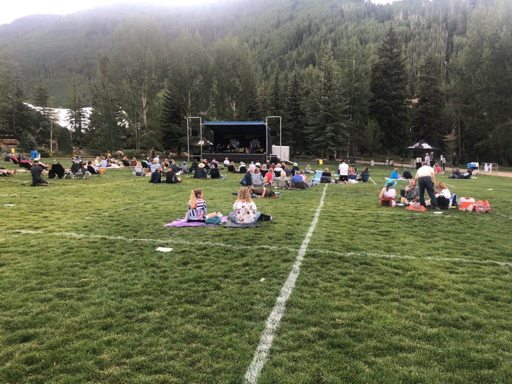 Vail Jazz is keeping the jazz music flowing by creating a COVID-19-compliant venue at the lower bench of Ford Park, near the Ford Amphitheater and the Betty Ford Alpine Gardens.
