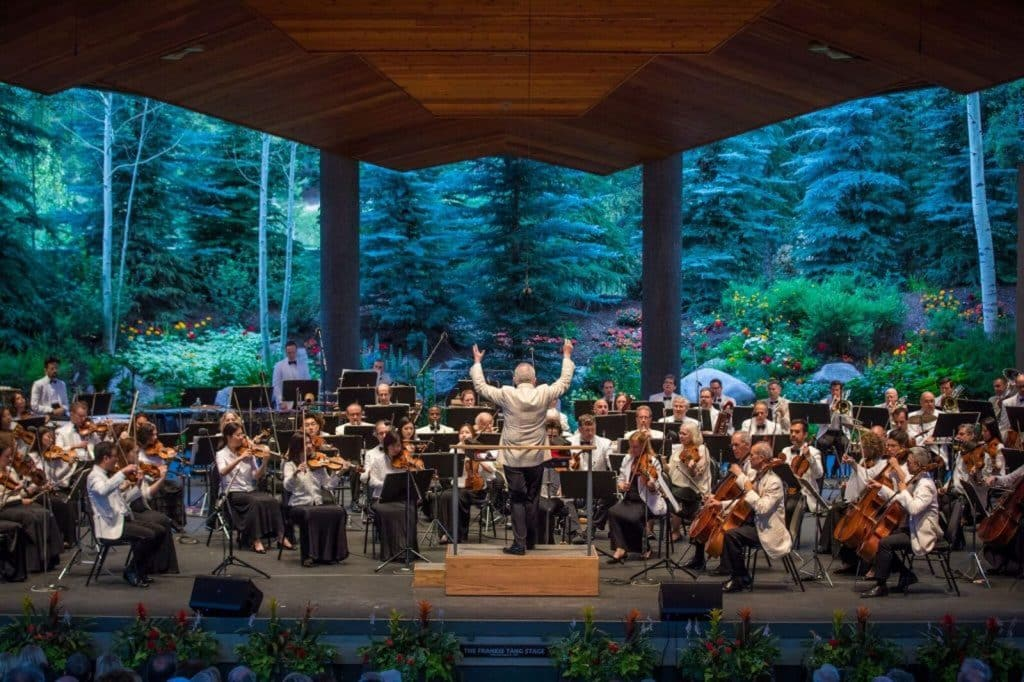 For 32 years, Bravo! Vail has brought big orchestral groups to the Gerald R. Ford Stage. COVID-19 altered Bravo! Vail's plans, but the organization was still able to put on small, socially distanced concerts throughout the Vail Valley.