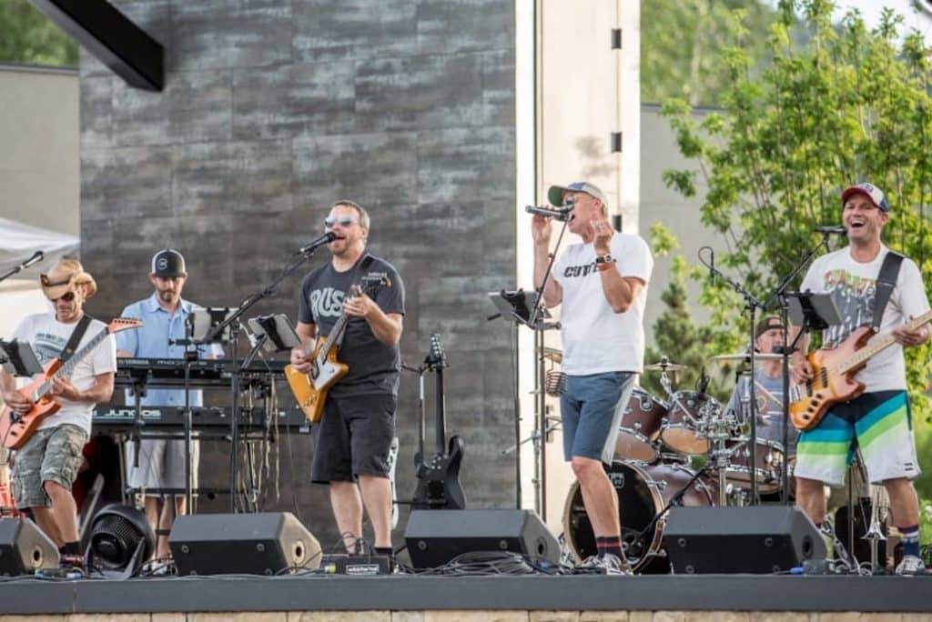 Local band Rewind plays Friday Afternoon Club at Beaver Creek from 3 to 5 p.m.