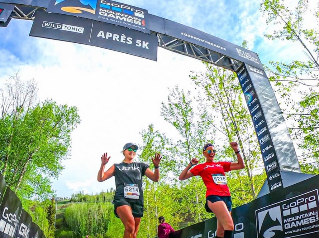 GoPro Mountain Games Elements hosts a 5k run and a movie on Saturday.
