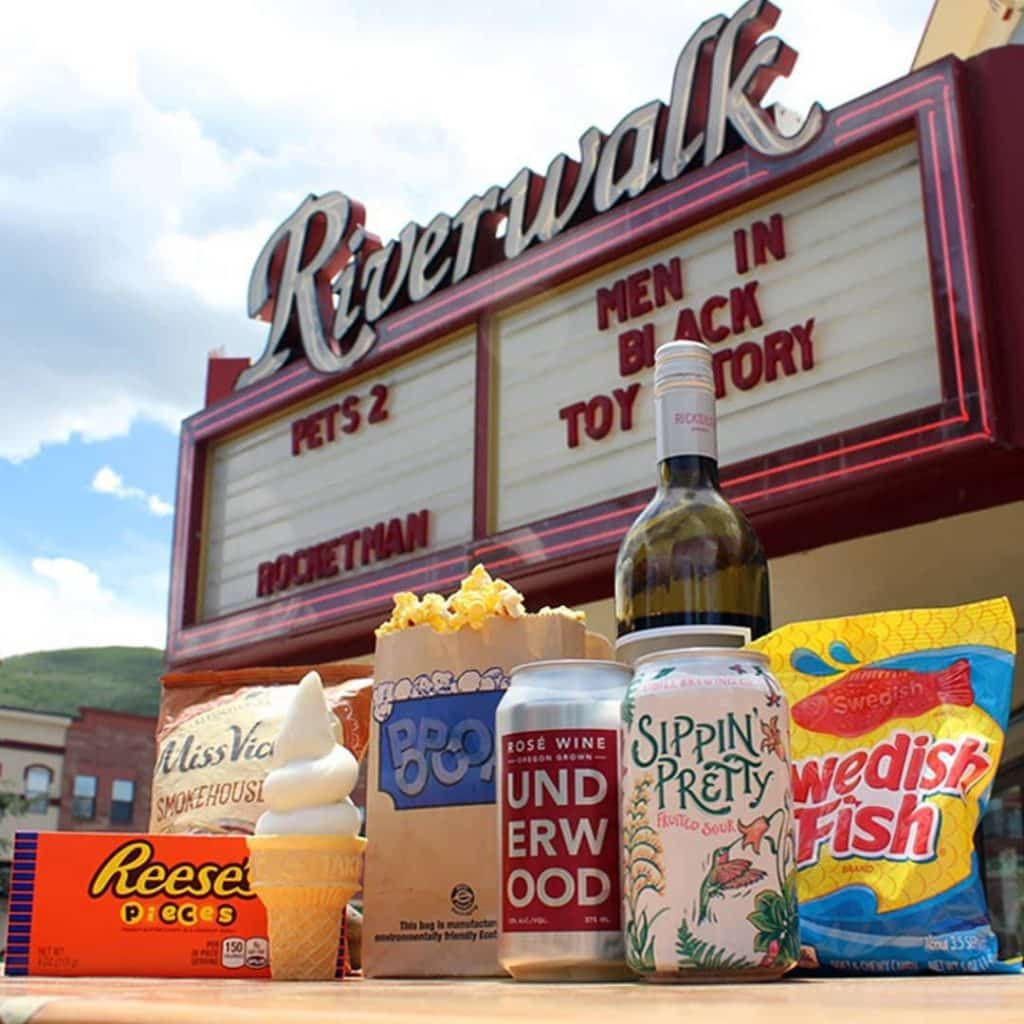 """The Riverwalk Theater in Edwards is hosting first-run movies """"Unhinged,"""" """"The New Mutants"""" and """"Bill & Ted Face the Music"""" this weekend. In addition to an expanded concessions menu, the theater has teamed up with Smokin' J BBQ to offer eats before or after a flick."""