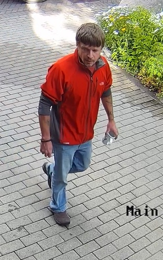 Vail police are looking for this man and his companion.