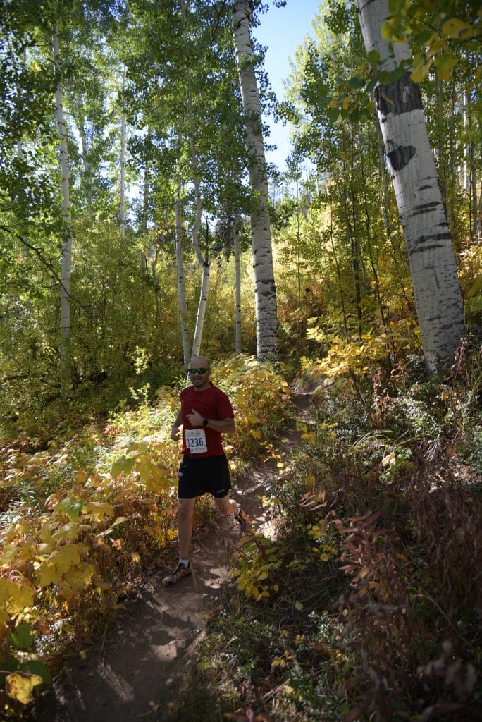 The Vail Recreation District's EverGold trail run will be hosted at a new venue this year. The 5k and 10k race will take place on the trails surrounding Beaver Creek Village.